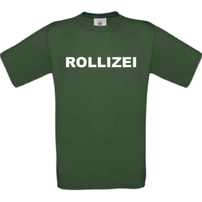 """Rollizei"" bottle green"
