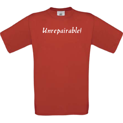 """Unrepairable"" rot"